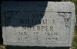 William F Noerper