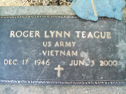 Roger Lynn Teague