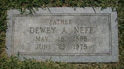 Dewey A Neff