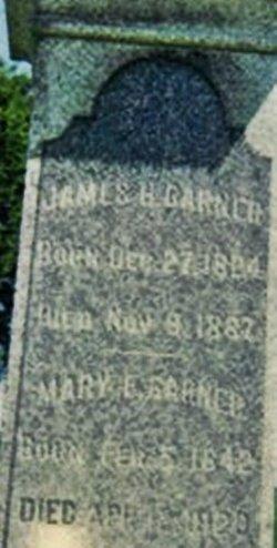 Mary E. <I>Williams</I> Garner