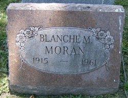 Blanche M Moran