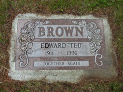 "Edward ""Ted"" Brown"