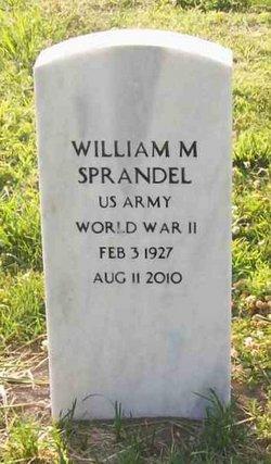 William M. Sprandel