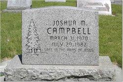Joshua M Campbell