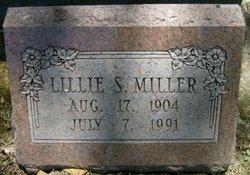 Lillie S Miller