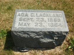 Ada G. Lackland
