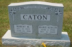 Marie <I>Kerlin</I> Caton