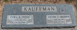 "Cora Blanche ""Pedie"" <I>Pederson</I> Kauffman"