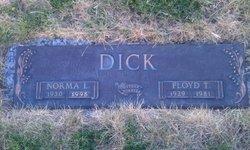 Floyd T Dick