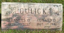 Edward D Gulick