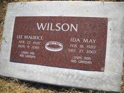 Ida May Wilson