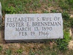 Elizabeth S Brenneman