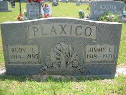 Ruby L. <I>Carter</I> Plaxico