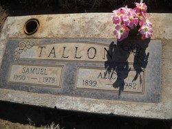 Alice Maude <I>Bryant</I> Tallon