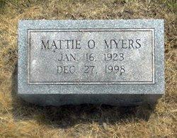Mattie O. Myers