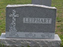 Lizzie A Leiphart