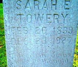 Sarah E. <I>Roberts</I> Towery