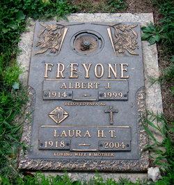 Albert J Freyone