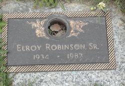 Elroy Robinson, Sr