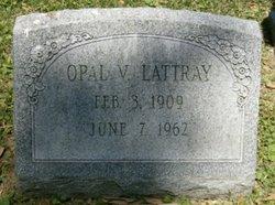 Opal V Lattray