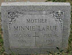 Minnie LaRue