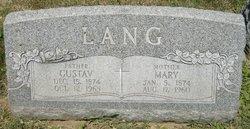 Gustav Lang