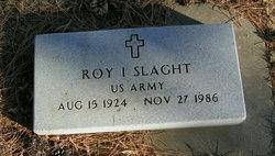 Roy Irvin Slaght