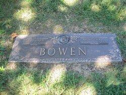 Dorothy <I>Curtin</I> Bowen