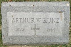 Arthur W Kunz