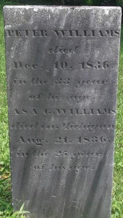 Asa G. Williams