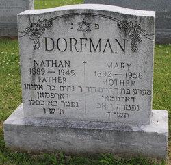 Mary Dorfman