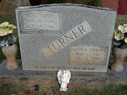 Cecil Odell Turner