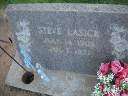 """Steven """"Steve"""" Lasick"""