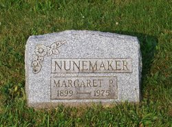 Margaret P. <I>Steeley</I> Nunemaker
