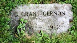 C. <I>Grant</I> Gernon