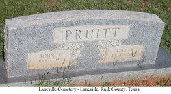 Lela <I>Milstead</I> Pruitt