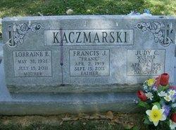 "Francis J ""Frank"" Kaczmarski"