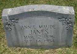 Annie Maude Janes
