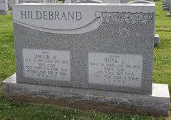 Jacob A. Hildebrand