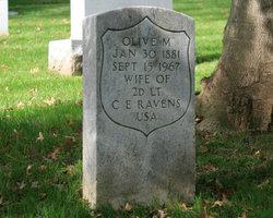 Olive M. Ravens