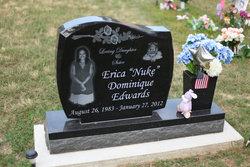 "Erica Dominique ""Nuke"" Edwards"