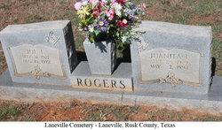 Juanita <I>Lyles</I> Rogers