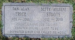 Betty A Stoots