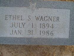 Ethel S. <I>Singletary</I> Wagner
