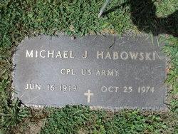 Corp Michael J. Habowski