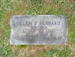 Allan Fuller Hubbard