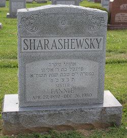 Fannie Sharashewsky