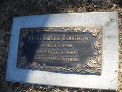 Mary Louise <I>Chaffin</I> Loughlin