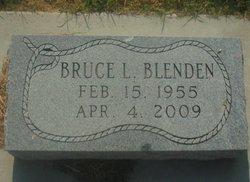 Bruce L Blenden