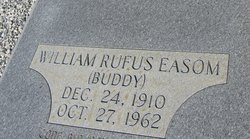 "William Rufus ""Buddy"" Easom"